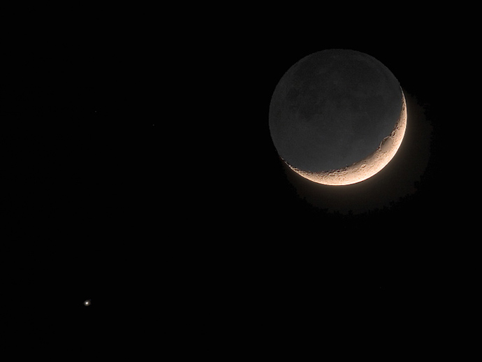 Venus Moons - Pics about space